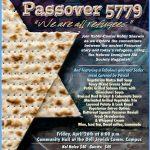 Passover 5779